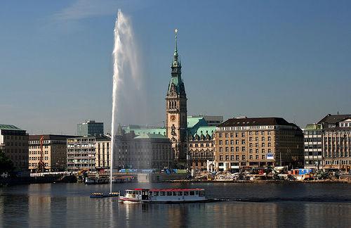 Самолетни билети до Германия Hamburg