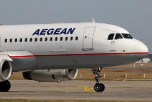 Aegean Airlines agen