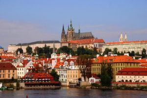 Прага замък
