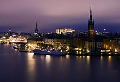 Самолетни билети до Швеция shvecia