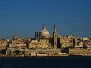 изт.: wikipedia - столицата Валета