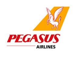 Нискотарифна авиокомпания Пегасус(Pegasus Airlines) pegasus