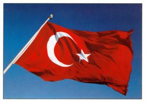 Знаме на Турция изт. wikimedia.org