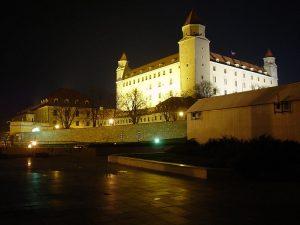 Братислава Замък изт. wikipedia