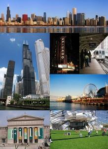 Самолетни билети до Чикаго Chicago