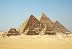 Египетските пирамиди, изт.: wikipedia.org