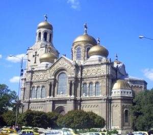 Самолетни билети Варна varna katedrala