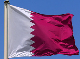 Катар знаме