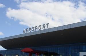 Летище Кишинев в Молдова