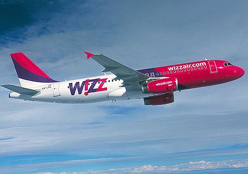 Wizz Air - Нискотарифна авиокомпания A320 Wizzair