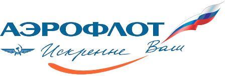 Авиокомпании Aeroflot logo