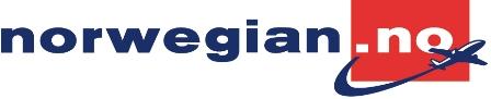 Авиокомпании norwegian logo